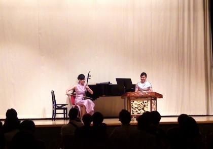 ホールコンサート 揚琴
