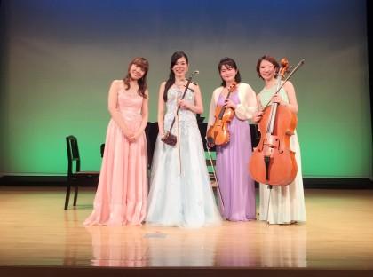 takenozuka quartet